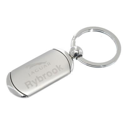 Picture of DENVER KEYRING in Silver