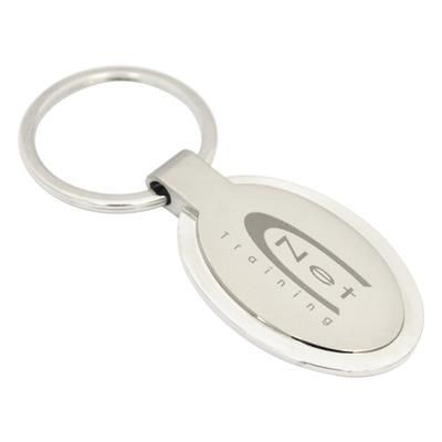 Picture of ECLIPSE OVAL KEYRING