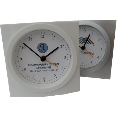 Picture of PLASTIC DESK CLOCK with Radio Controlled Facilty & Alarm