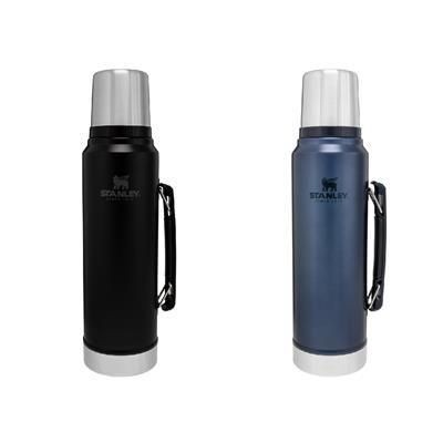 NEW EVA SOLO DRINKING BOTTLE 0.5L WATER TUMBLER PORTABLE BPA FREE CLEAR BLACK
