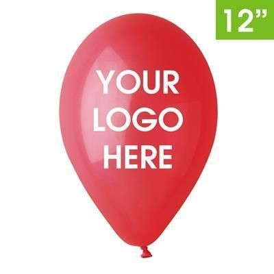 Picture of PRINTED LATEX BALLOON 12 INCH