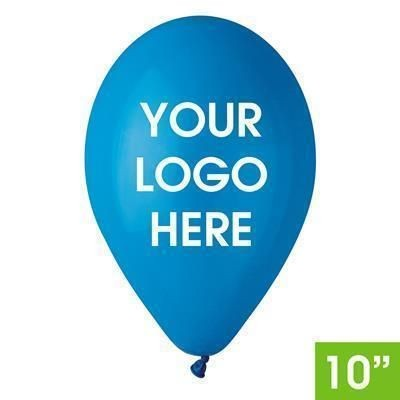 Picture of PRINTED LATEX BALLOON 10 INCH