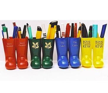 Picture of WELLY WELLINGTON BOOT PEN POT