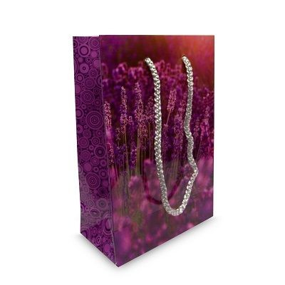 Picture of LUXURY LAMINATED PAPER CARRIER GIFT BAG