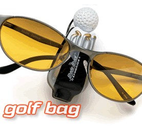 Picture of GOLF SHACK GOLF BAG SUNGLASSES HOLDER