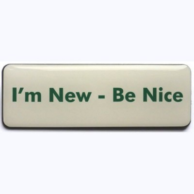 Picture of NAME BADGE