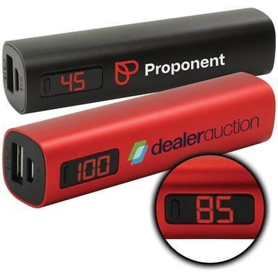 Picture of LED SCREEN 2600MAH POWER BANK