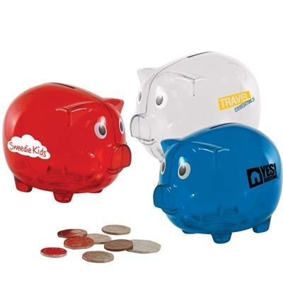 Picture of MEDIUM PIGGY BANK