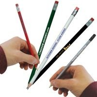 Picture of ROUND PENCIL with Eraser