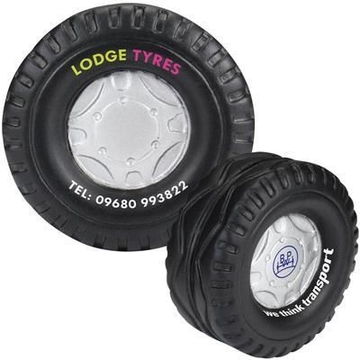 Picture of STRESS TYRE