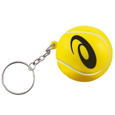 Picture of STRESS TENNIS BALL KEYRING