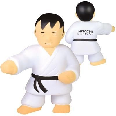 Picture of STRESS KARATE MAN