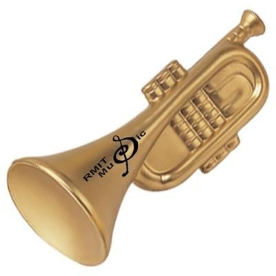 Picture of STRESS TRUMPET in Gold