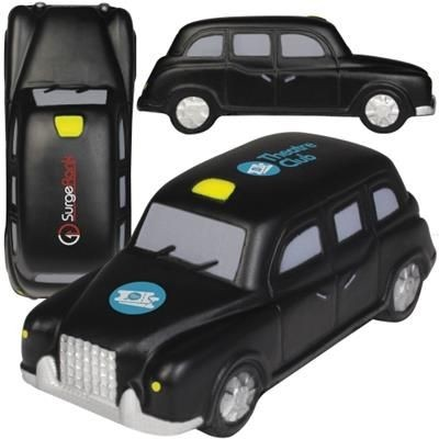 Picture of STRESS BLACK TAXI CAB