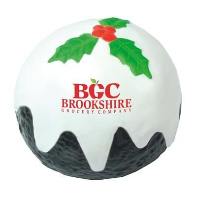 Picture of STRESS CHRISTMAS PUDDING