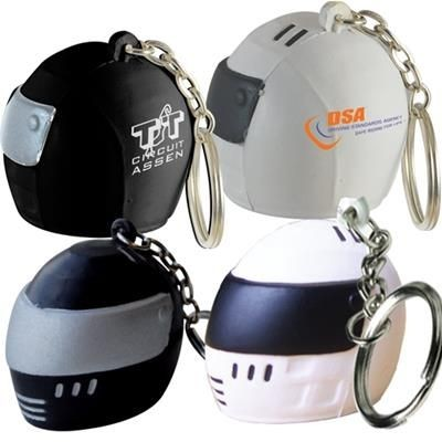 Picture of STRESS CRASH HELMET KEYRING