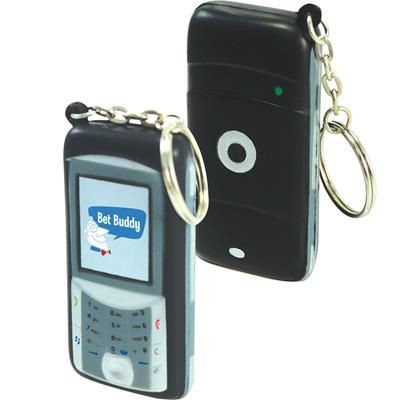 Picture of STRESS MOBILE PHONE KEYRING