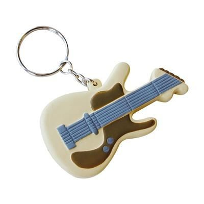 Picture of STRESS GUITAR KEYRING