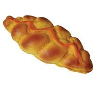 Picture of STRESS CHEESEY CROISSANT in Brown