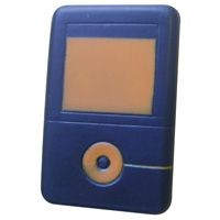 Picture of STRESS MP3 PLAYER in Black & Orange