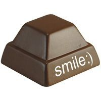 Picture of STRESS CHOCOLATE in Brown