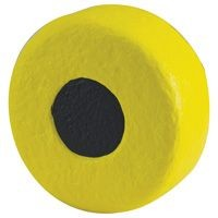 Picture of STRESS ROUND SWEETS in Yellow & Black