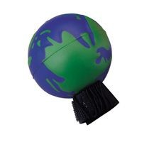 Picture of STRESS GLOBE YOYO in Blue & Green