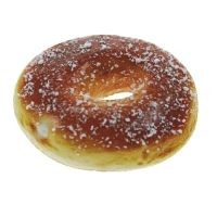 Picture of STRESS RING DOUGHNUT in Brown