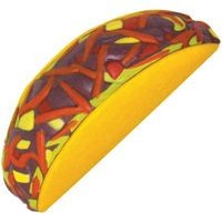 Picture of STRESS TACO in Yellow