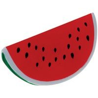 Picture of STRESS WATERMELON in Green & Red