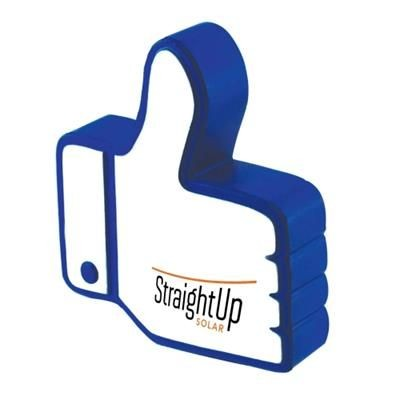 Picture of STRESS FACEBOOK LIKE in Blue & White