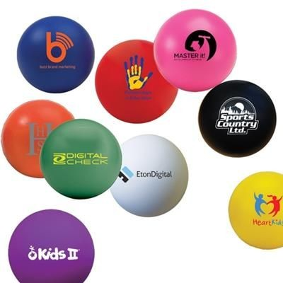 Picture of 60MM STRESS BALL - LOW COST