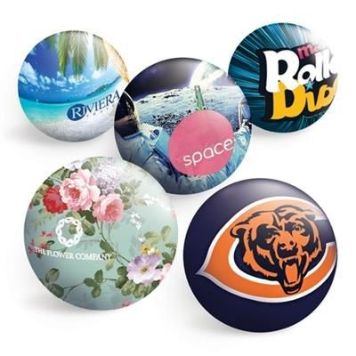 Picture of 360 DEGREE PRINT STRESS BALL 60MM