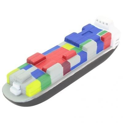 Picture of STRESS CONTAINER SHIP