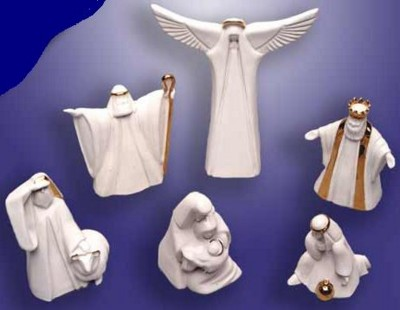 Picture of CHRISTMAS NATIVITY SET