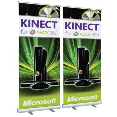 Picture of BANNER STAND