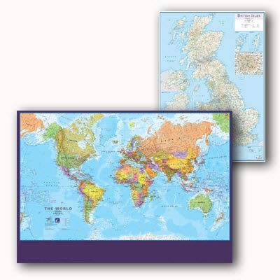 Picture of PERSONALISED MAP
