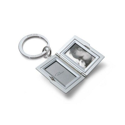 Picture of PHILIPPI PHOTO FRAME KEYRING in Silver Finish