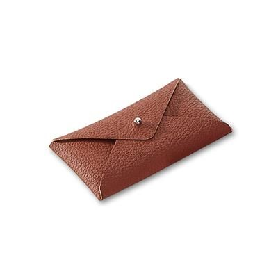 Picture of LETTER CARD HOLDER in Brown