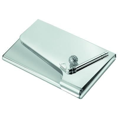 Picture of GOLF BUSINESS CARD HOLDER