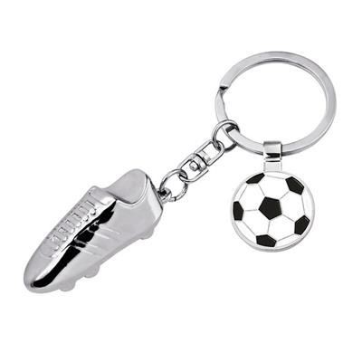 Picture of FOOTBALL BOOT KEYRING BUSINESS BRANDED KEYRINGS