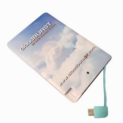 EXPRESS CREDIT CARD POWERBANK CHARGER