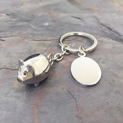 Picture of PIGGY KEYRING