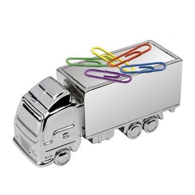 Picture of MAGNETIC TRUCK PAPERWEIGHT in Silver Finish