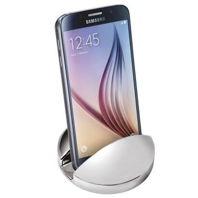 Picture of DOME MOBILE PHONE HOLDER TECH BRANDED GIFT