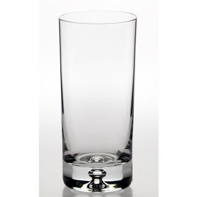 Picture of BUBBLE BASE HIGHBALL GLASS