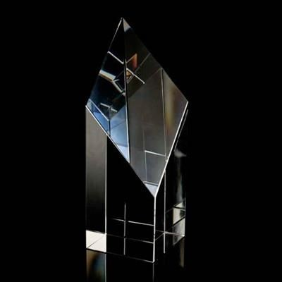 Picture of OPTICAL CRYSTAL SLICE DIAMOND AWARD