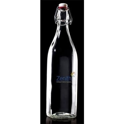 Picture of 1L RE-USABLE GLASS BOTTLE