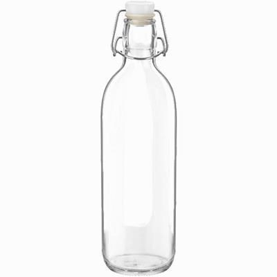 Picture of 1 LITRE CHUNKY BOTTLE with White Lid