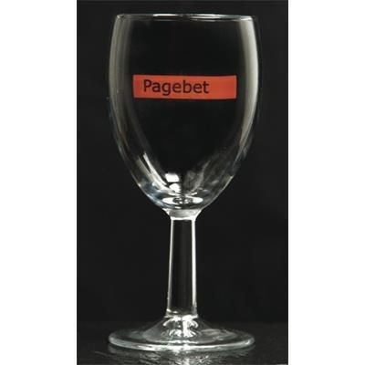 Picture of MODERN BUDGET WHITE WINE GLASS